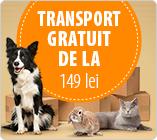 Transport gratuit de la 149 lei