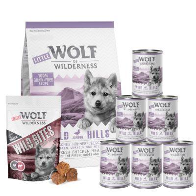 Wolf of Wilderness Junior - Pachet de testare